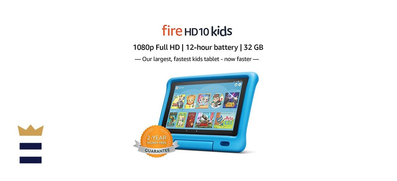 Amazon Fire HD10 Kids Tablet