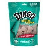 Dingo Mini Dental Dog Chews for Small Dogs
