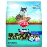 Kaytee FortiDiet ProHealth - Rat, Mouse, & Hamster Food