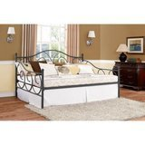 DHP Victoria Full-sized Metal Daybed