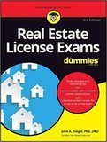 Dummies Books Real Estate License Exams for Dummies