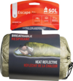 S.O.L. Survive Outdoors Longer Lightweight Emergency Survival Sleeping Bag Sack