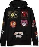 Ultra Game NBA Mens Soft Fleece Pullover Hoodie