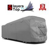 RVMasking Extra-Thick 5-Ply Top Class A RV Cover