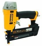 DEWALT Pneumatic 18-Gauge Brad Nailer Kit