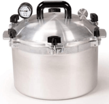 All American 15.5-Quart Canner Pressure Cooker