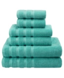 American Soft Linen Premium Turkish Cotton Towel Set
