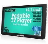 LEADSTAR 12-Inch Portable Digital ATSC TFT HD Screen Freeview LED TV