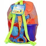 Click N' Play 8 Piece Sand Toy Set