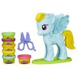 My Little Pony Rainbow Dash Style Salon Play Set