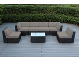 Ohana Collection 7-Piece Outdoor Sectional Set