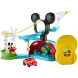 Fisher-Price Mickey Mouse Clubhouse Zip, Slide and Zoom Clubhouse Playset