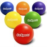 GoSports Elephant Skin Dodgeball Set with Mesh Carry Bag