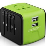 HaoZi Universal Travel Adapter