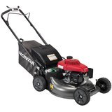 Honda 3-in-1 Variable Speed Gas Walk Behind Self Propelled Lawn Mower with Auto Choke