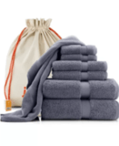 Joluzzy Luxury Hotel Turkish Cotton Towel Set