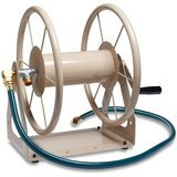 Liberty Garden Products Multipurpose Steel Hose Reel