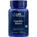 Life Extension Cognitex Basics Brain Health Formula, 30 Count