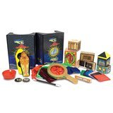 Melissa & Doug Deluxe Solid Wood Magic Set