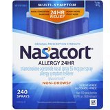 Nasacort Multi-Symptom 24HR Nasal Allergy Relief Spray