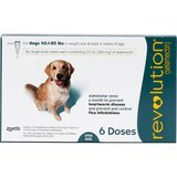 Revolution Topical Solution for Dogs, 40.1-85 lbs.