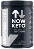 NOW KETO Keto MCT Oil Powder From Coconuts