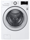 "LG 4.5 cu. ft. 27"" Front-Load Washer"