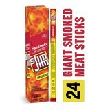 Slim Jim Giant Smoked Meat Sticks