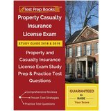 Test Prep Books Insurance Licensing Team Property Casualty Insurance License Exam 2018 and 2019