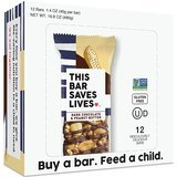 This Bar Saves Lives Gluten Free Granola Breakfast Bar