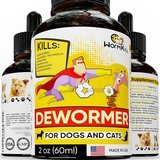 WormKill Broad Spectrum Dewormer for Dogs and Cats